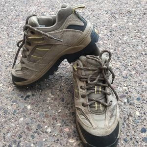 Columbia Broken Trail II Hiking Boots Leather 7.5